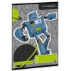 Ars Una Robotos 1.osztályos vonalas füzet A/5