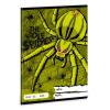 Ars Una The Wolf Spider sima füzet A/5