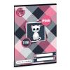 Ars Una Think-Pink 3. osztályos vonalas füzet A/5