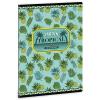 Ars Una Yellow Pineapple vonalas füzet A/5