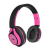 Art AP-B04 Bluetooth Headset Fekete/Pink