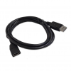 Art Extension Cable DISPLAY PORT (DP) female /DP male 1.8M ART oem