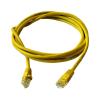 Art összekötő UTP 5e 2m sárga oem