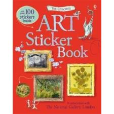Art Sticker Book idegen nyelvű könyv
