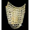 Artcrystal PWB072100001 - Fali lámpa 1xE14/40W