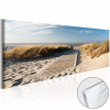 Artgeist Akrilüveg kép - Wild Beach [Glass]