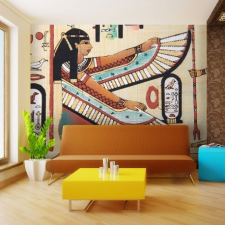 Artgeist Fotótapéta - Egyiptomi motívum tapéta, díszléc és más dekoráció