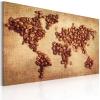 Artgeist Kép - Kávé a világ minden tájáról