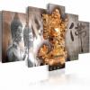 Artgeist Kép - Smile to Buddha!