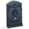 Arthur címeres postaláda (fekete) XL