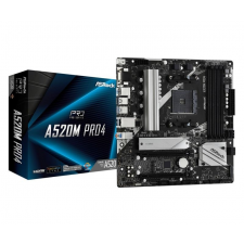 Asrock A520M PRO4 alaplap