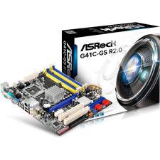 Asrock G41C-GS R2.0 alaplap