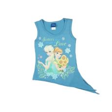 Asti Disney Jégvarázs, Frozen gyerek megkötős atléta (méret:104-134)