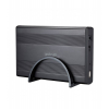 """Astrum EN360 fekete 3.5"""" merevlemez ház USB2.0 SATA / IDE"""