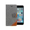 Astrum MC610 MATTE BOOK mágneszáras Apple iPhone 6/6s könyvtok szürke