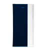 Astrum MC650 DIARY mágneszáras Samsung G530 Galaxy Grand Prime könyvtok sötétkék-fehér
