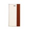 Astrum MC720 DIARY mágneszáras Huawei P8 Lite könyvtok fehér-barna