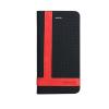 Astrum MC780 TEE PRO mágneszáras Samsung G360 Galaxy Core Prime könyvtok fekete-piros