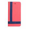 Astrum MC800 TEE PRO mágneszáras Samsung G935 Galaxy S7 EDGE könyvtok piros-sötétkék
