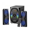 Astrum MS500 2.1 multimédia hangfal szett távirányítóval Bluetooth/FM/USB/kártyaolvasó/equali