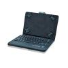 """Astrum univerzális tablet tok Bluetooth 3.0 billentyűzettel 7/8"""" fekete, Android/IOS kompatib"""