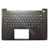 Asus 90NB0091-R31HU0 gyári új magyar fekete laptop billentyűzet + fekete felső fedél