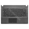 Asus 90NB041B-R31HU gyári új, magyar fekete laptop billentyűzet + felső fedél