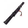 Asus A41-X550E 2950 mAh 3 cella fekete notebook/laptop akku/akkumulátor utángyártott