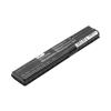 Asus A6000 (A6) A6JC laptop akkumulátor, új, gyárival megegyező minőségű helyettesítő, 8 cellás (4400mAh)