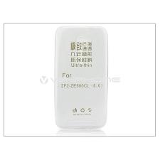 Asus Asus Zenfone 2 ZE500CL (5.0) szilikon hátlap - Ultra Slim 0,3 mm - transparent tok és táska