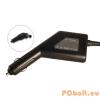 Asus EEE PC 1005HA laptop autós töltő 40W, utángyártott