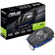 Asus GeForce GT 1030 Phoenix OC 2GB GDDR5 64bit PCIe (PH-GT1030-O2G) videókártya