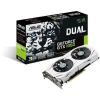 Asus GeForce GTX 1060 Dual 3GB GDDR5 192bit PCIe (DUAL-GTX1060-3G) Videokártya 90YV09X5-M0NA00