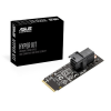 Asus HYPER KIT adapter M.2 to Mini SAS HD  compatible with 2.5\'\' SSD NVMe HYPER KIT
