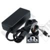 Asus M2 Series  5.5*2.5mm 19V 3.42A 65W fekete notebook/laptop hálózati töltő/adapter utángyártott