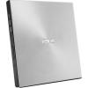 Asus ODD DVD ÍRÓ külső (ZenDrive) SDRW-08U7M-U ezüst USB Ultra Slim SDRW-08U7M-U/SIL/G/AS