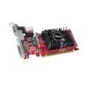 Asus Radeon R7 240 OC 4GB GDDR3 128bit grafikus kártya