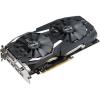 Asus Radeon RX 580 Dual OC 8GB GDDR5 256bit grafikus kártya