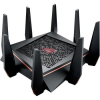 Asus ROG Rapture GT-AC5300 Wireless router, Tri-Band, Gigabit, Dual-WAN, 3G-4G backup, Link aggregation, USB 3.0, Game Boost (GT-AC5300)