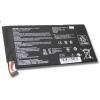 ASUS Transformer Pad TF400 5000mAh laptop akkumulátor