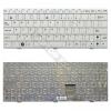 Asus V021562IS1 US gyári új, fehér angol laptop billentyűzet