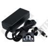 Asus W6 Series  5.5*2.5mm 19V 3.95A 75W fekete notebook/laptop hálózati töltő/adapter utángyártott