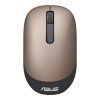 Asus WT205 Wireless Optical Mouse Gold (90XB03M0-BMU000)