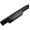 Asus X54H 6600 mAh 9 cella fekete notebook/laptop akku/akkumulátor utángyártott