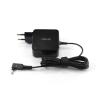 Asus Zenbook UX31 3.0*1.00mm 19V 2.37A 45W fekete notebook/laptop hálózati töltő/adapter gyári