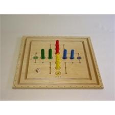 Asztali Fa malom játék 75 x 75 cm operációs rendszer