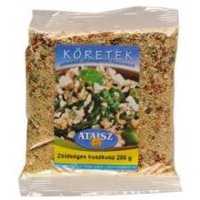 Ataisz kuszkusz köret zöldséges  - 200 g tészta