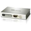ATEN 4 portos USB2.0 hub USB to RS-232