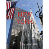 Atlantic Press Kiadó - NEW YORK - NAGYVÁROSI SÉTÁK (ALBUM ÉS ÚTIKALAUZ)