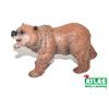 Atlas Barna medve figura 11 cm